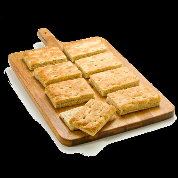 Focaccia ai cereali - Panificio Pasticceria Fratelli Tossini - Recco, Genova - Maestri focacciai dal 1899 - La Focaccia è Tossini, Tossini è la Focaccia