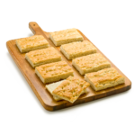 Focaccia ai cereali - 30x40 cm - Panificio Pasticceria Fratelli Tossini - Recco, Genova - Maestri focacciai dal 1899 - La Focaccia è Tossini, Tossini è la Focaccia