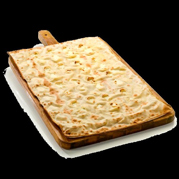 Focaccia with cheese - Panificio Pasticceria Fratelli Tossini - Recco, Genova - Maestri focacciai dal 1899 - La Focaccia è Tossini, Tossini è la Focaccia