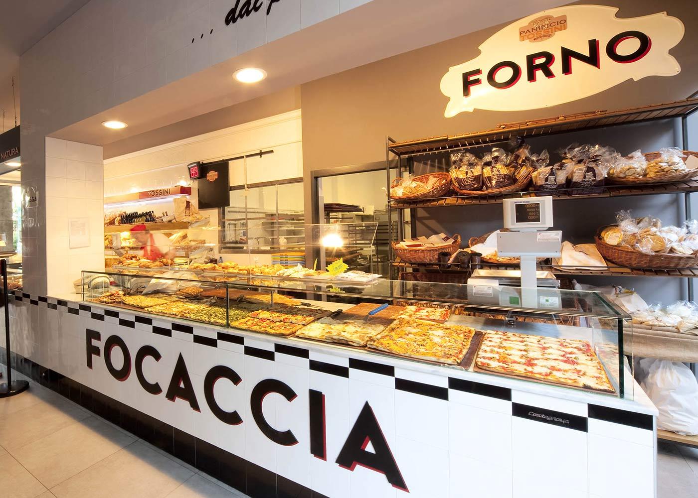 I nostri punti vendita - Panificio Pasticceria Fratelli Tossini - Recco