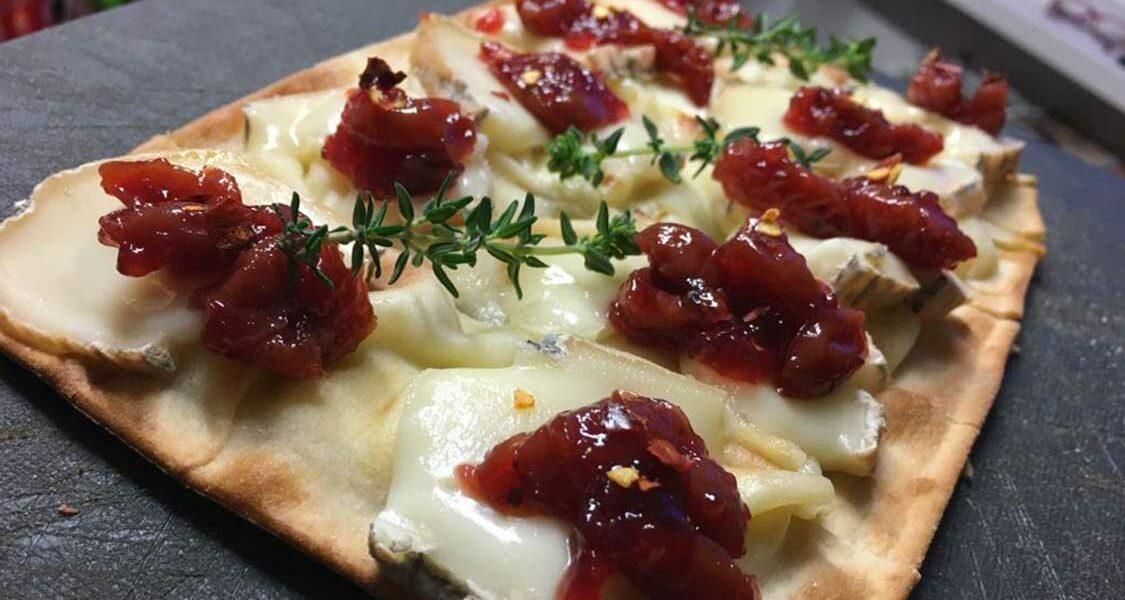 Focaccia co formaggio Tossini, Amareggio