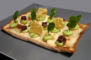 Focaccia al formaggio Giardinetto - Panificio Pasticceria Tossini - Recco