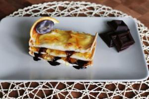 Focaccia al formaggio marmellata e cioccolato - Panificio Pasticceria Tossini - Recco