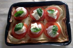 focaccia col formaggio break veloce - Panificio Pasticceria Tossini - Recco
