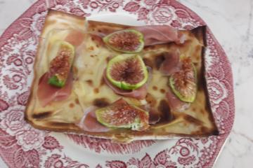focaccia col formaggio altoatesina - Panificio Pasticceria Tossini - Recco