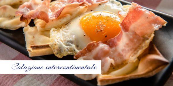 Colazione intercontinentale e focaccia col formaggio - Panificio Pasticceria Tossini