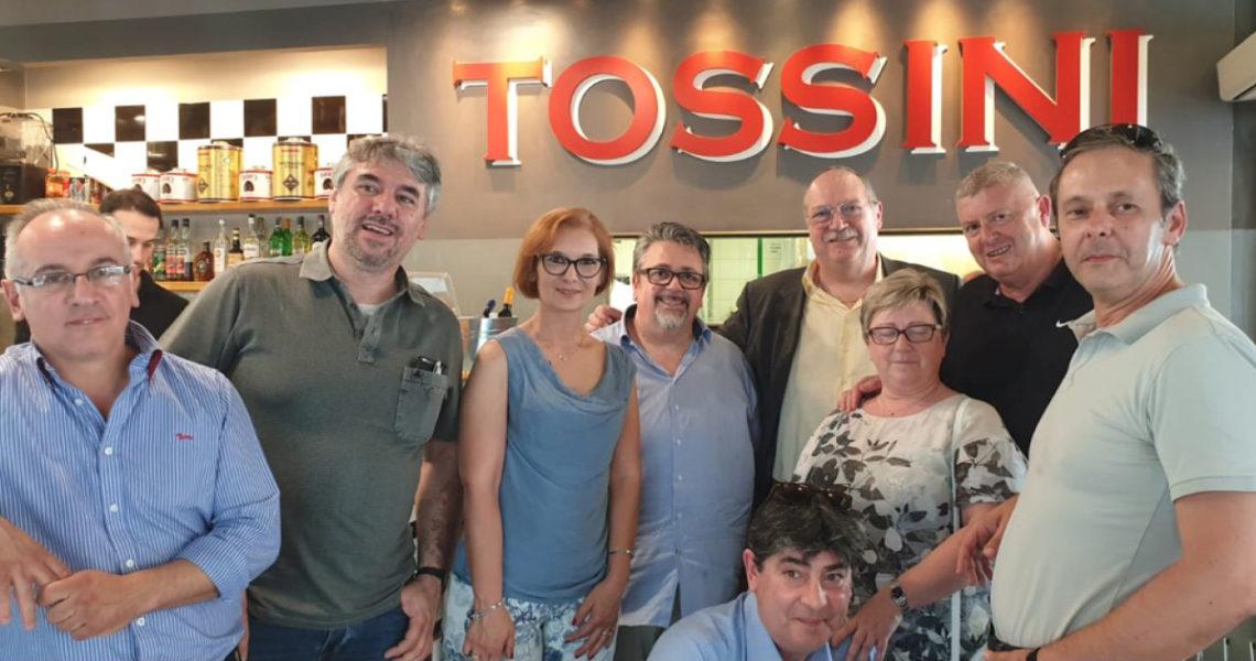 Surgel Company, Tossini