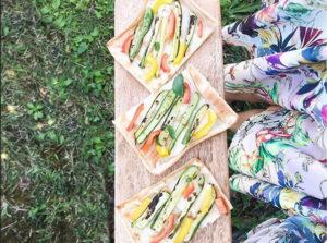 Peperoni e zucchine grigliati - Ricette Ambassador - Tossini Recco