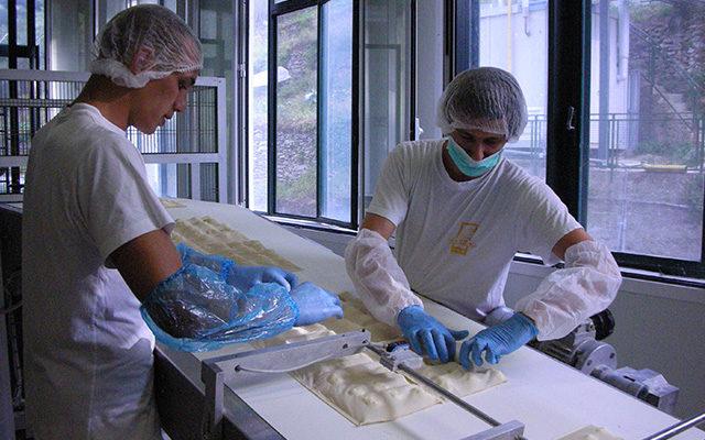 Produzione Focaccia Tossini (2)