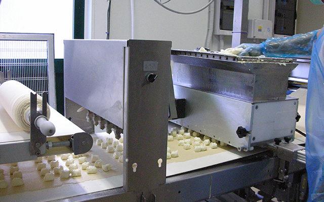 Produzione Focaccia Tossini