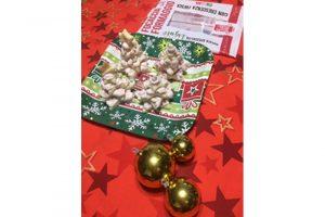 Tossini, Alberelli sfiziosi di Natale