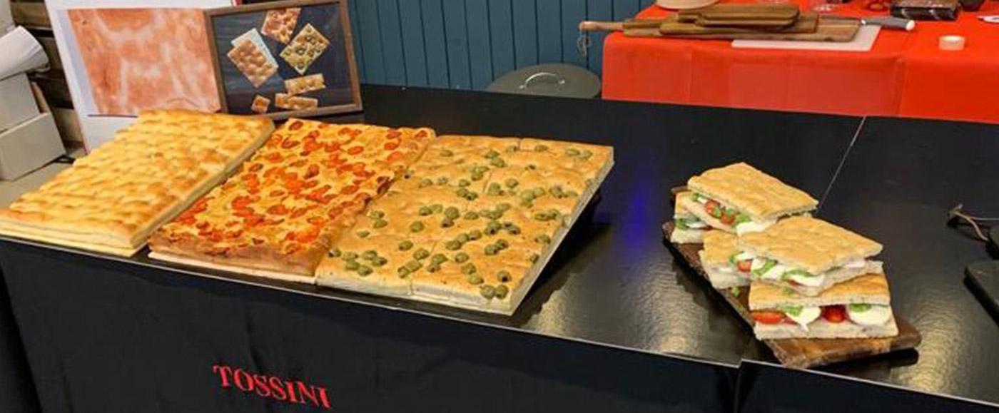 Tossini partecipa alla Fiera di Easyfood in Danimarca