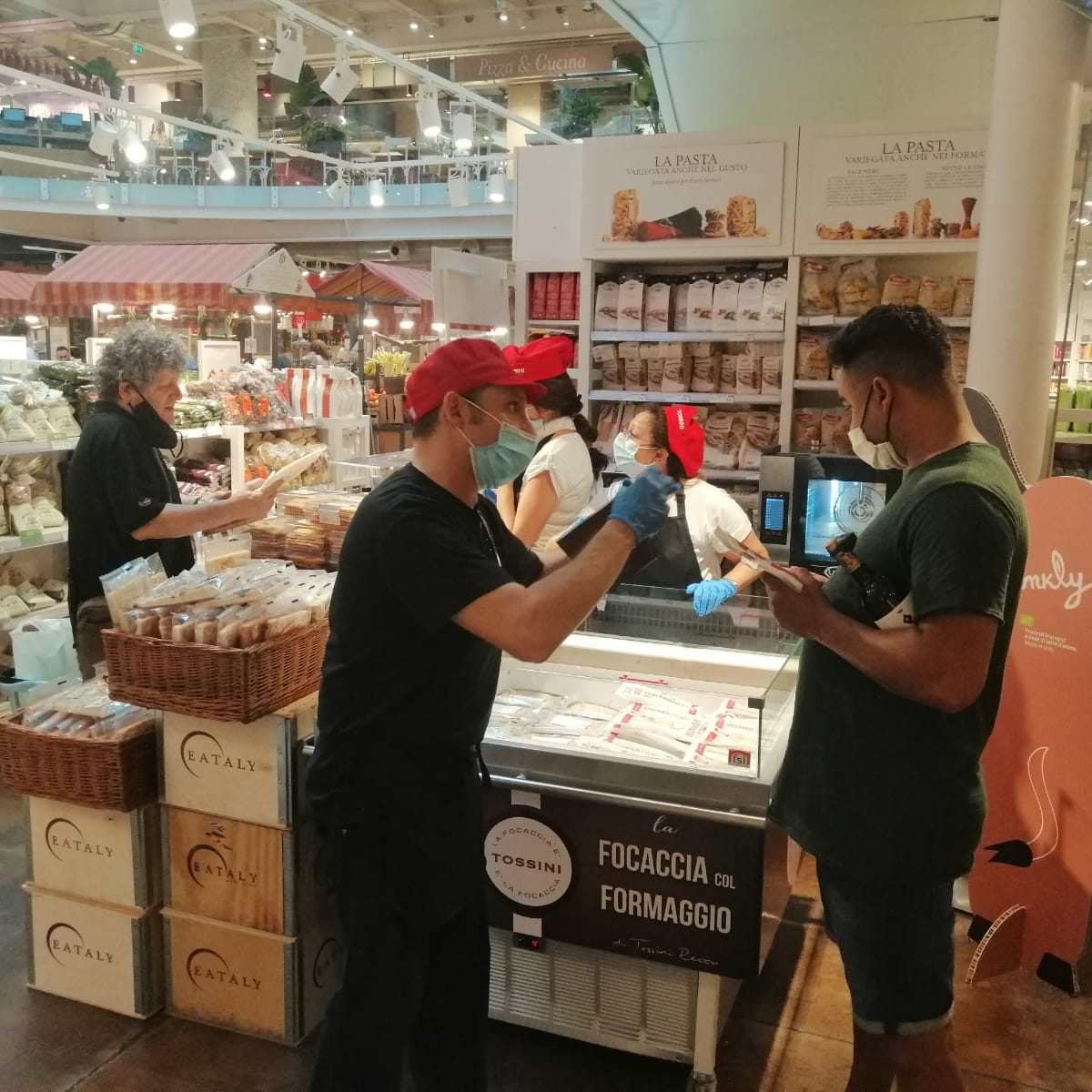 Corner Tossini -Eataly Store Milano Smeraldo (24)