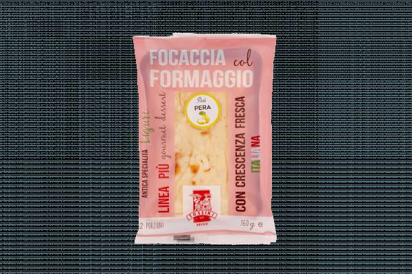 Focaccia col formaggio più pere - Panificio Pasticceria Fratelli Tossini - Recco, Genova - Maestri focacciai dal 1899 - La Focaccia è Tossini, Tossini è la Focaccia