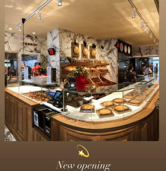 Inaugurato il negozio di Via Roma a Recco, Panificio Pasticceria Tossini (2)